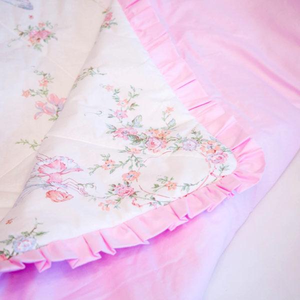 Плед-одеяло Цветочная Фея - фото