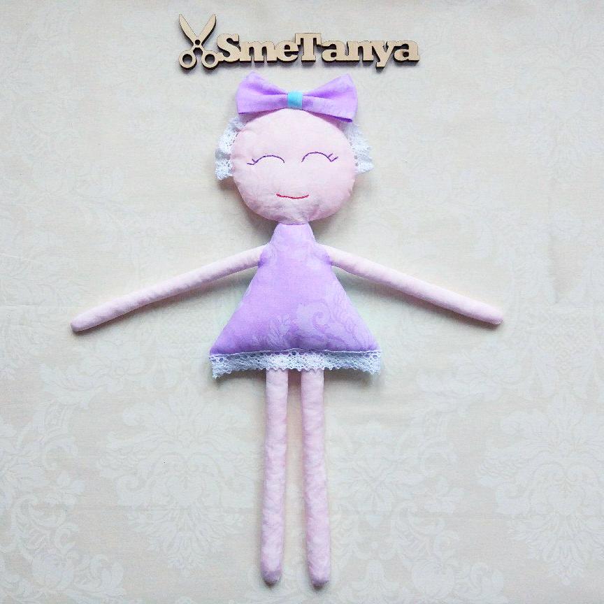 Куколка СмеТанька - фото